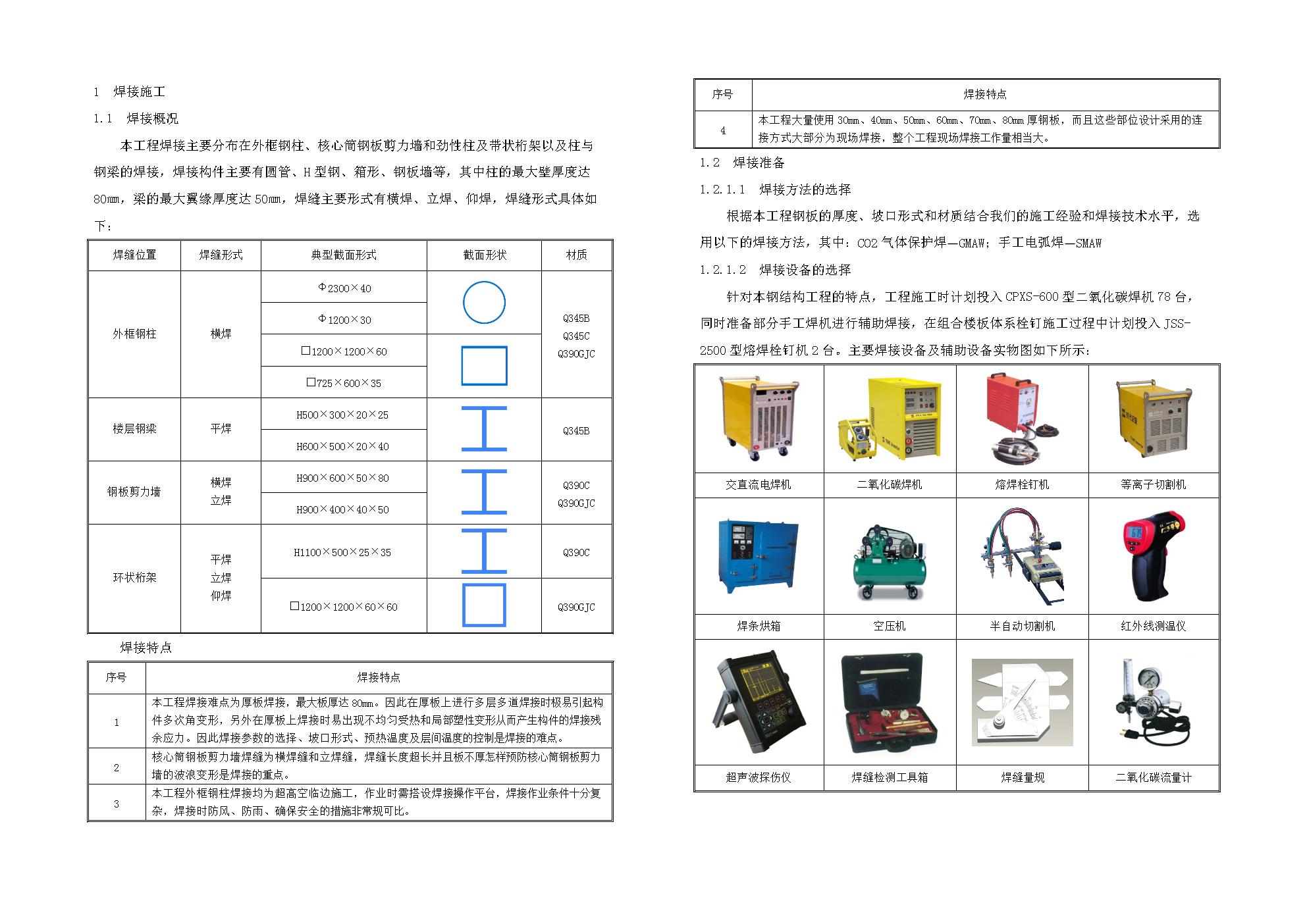 钢结构理制度_《5-钢结构工程施工-焊接-高强螺栓-压型钢板-涂装施工.doc》