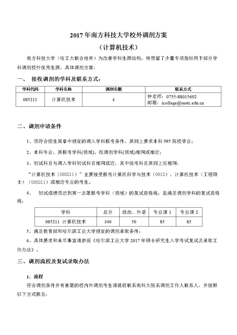 南科大 计算机技术(校外.doc