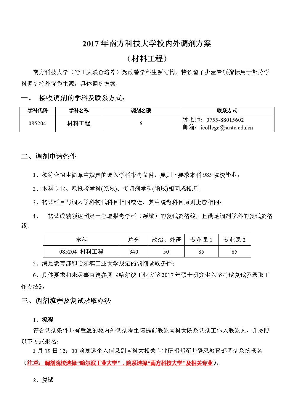 南科大 材料工程(校外.docx