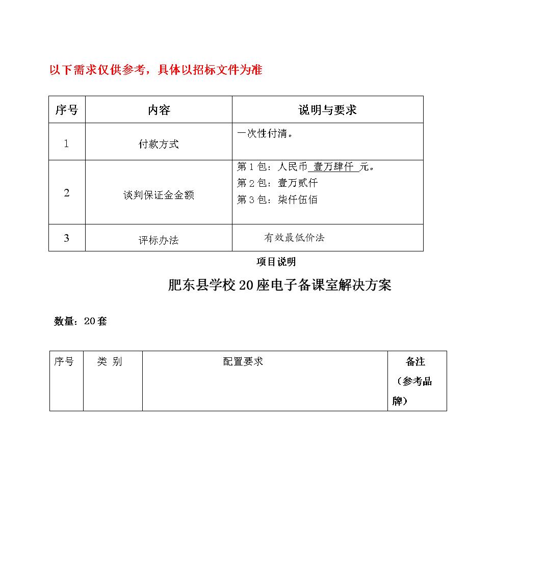 6KeG5bGP_肥东县学校20座电子备课室解决方案.doc