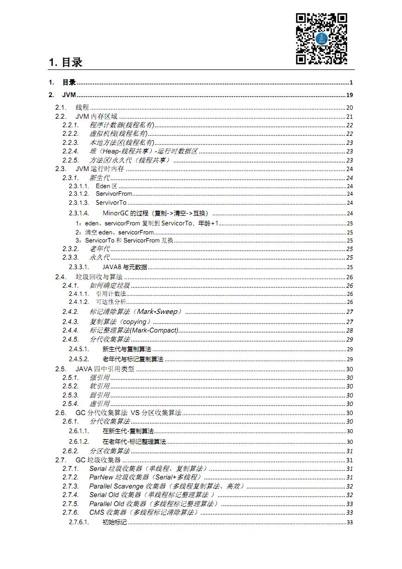 JAVA核心技术知识点整理.pdf