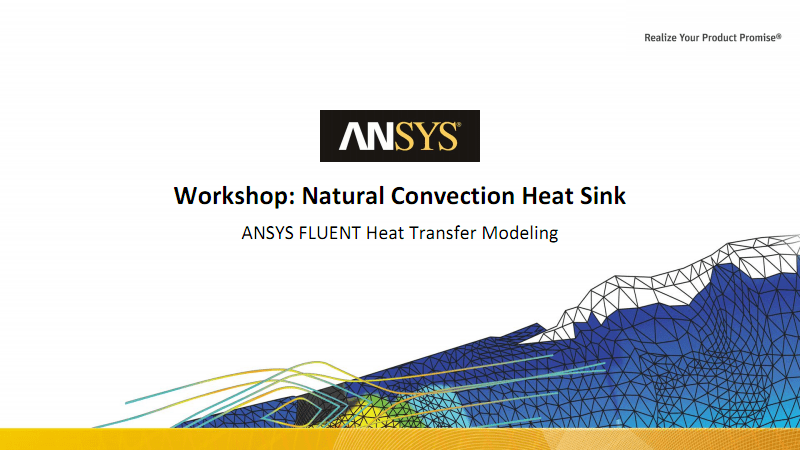 Ansys Fluent Tutorial Book