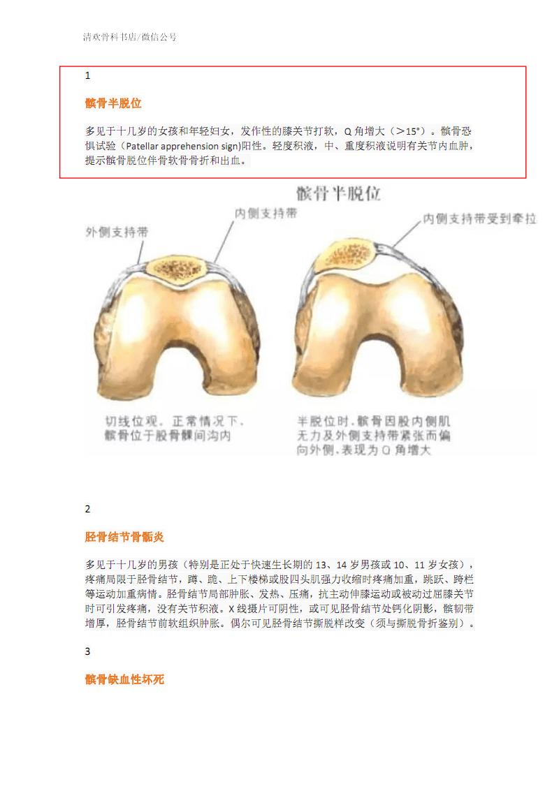 膝关节疼痛与22种疾病.pdf