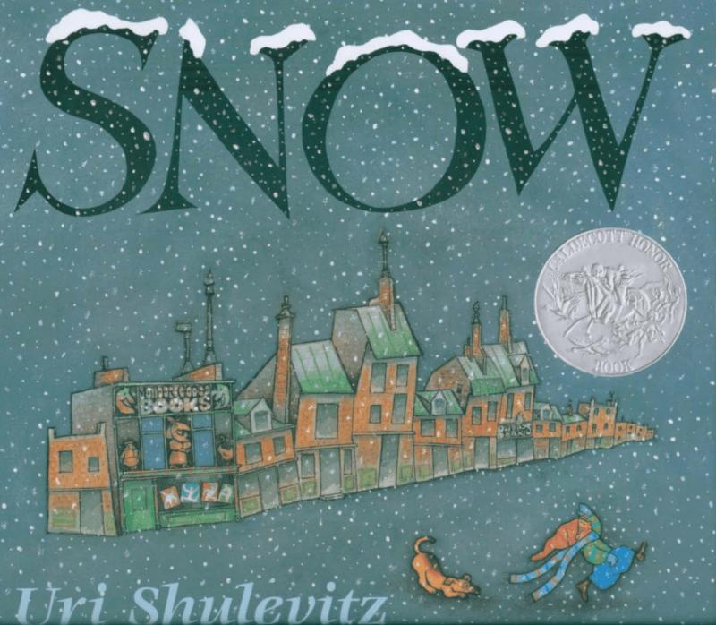 《英文绘本创意教学》snow.pdf