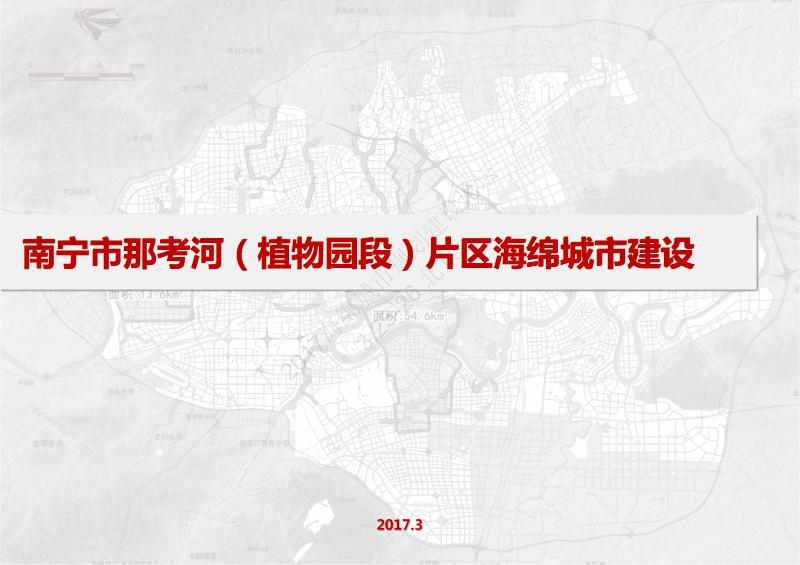 翟伟奇:南宁那考河(植物园段)片区海绵城市建设.pdf