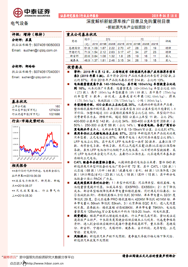 中泰-深度解析新能源车推广目录及免购置税目录.pdf
