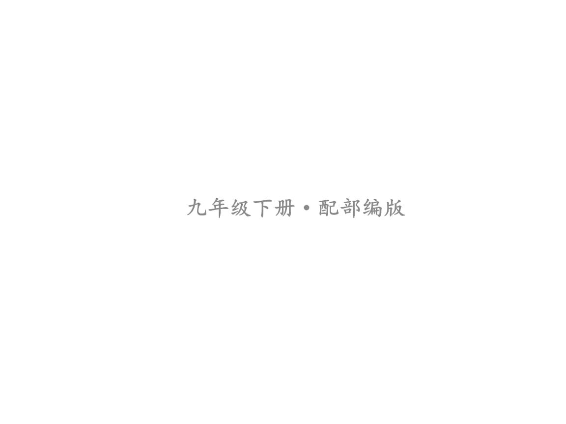 人教部编版九年级道德与法治下册教学课中国的机遇与挑战.ppt