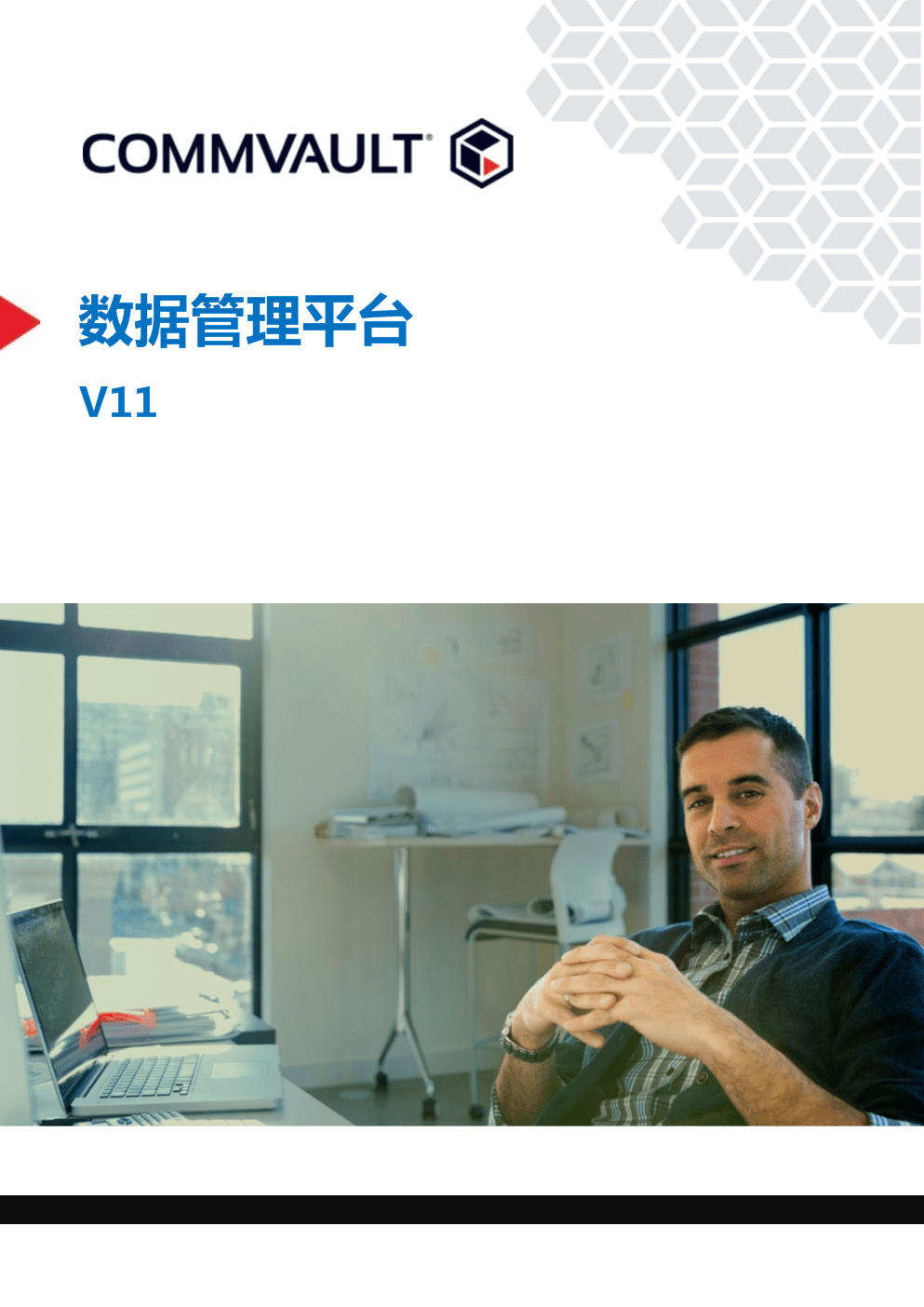 Commvault数据管理平台V11白皮书(20160509).docx