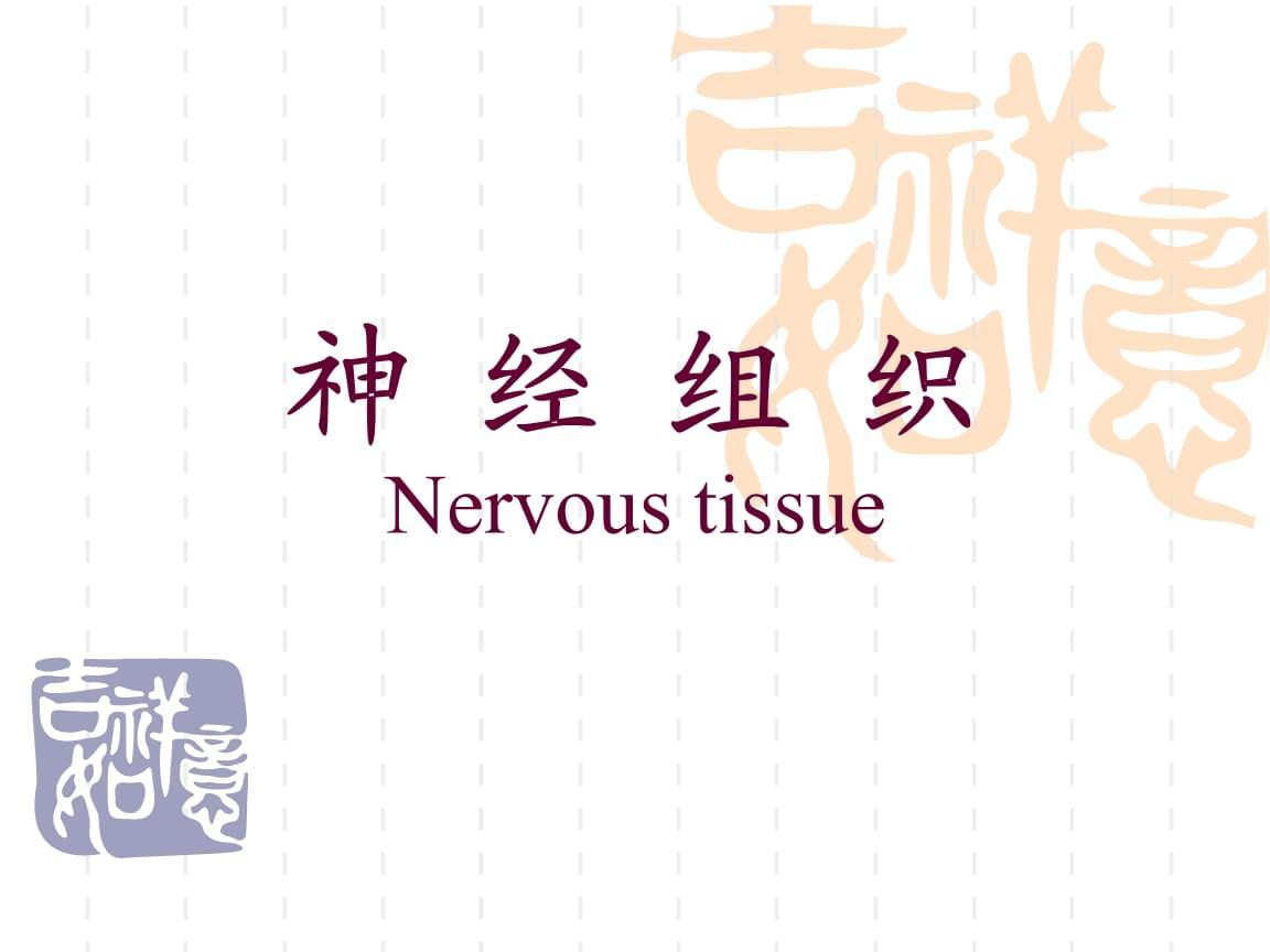 神经组织(水产).ppt