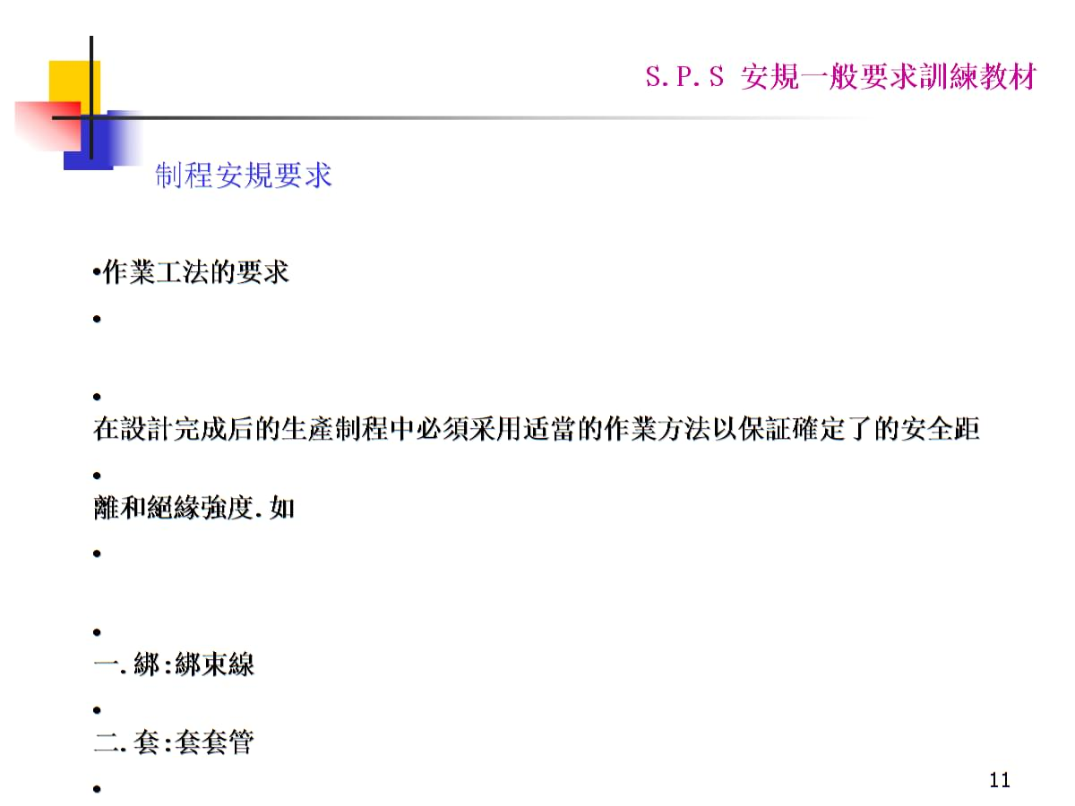 sps安规培训资料(ppt 43页).ppt