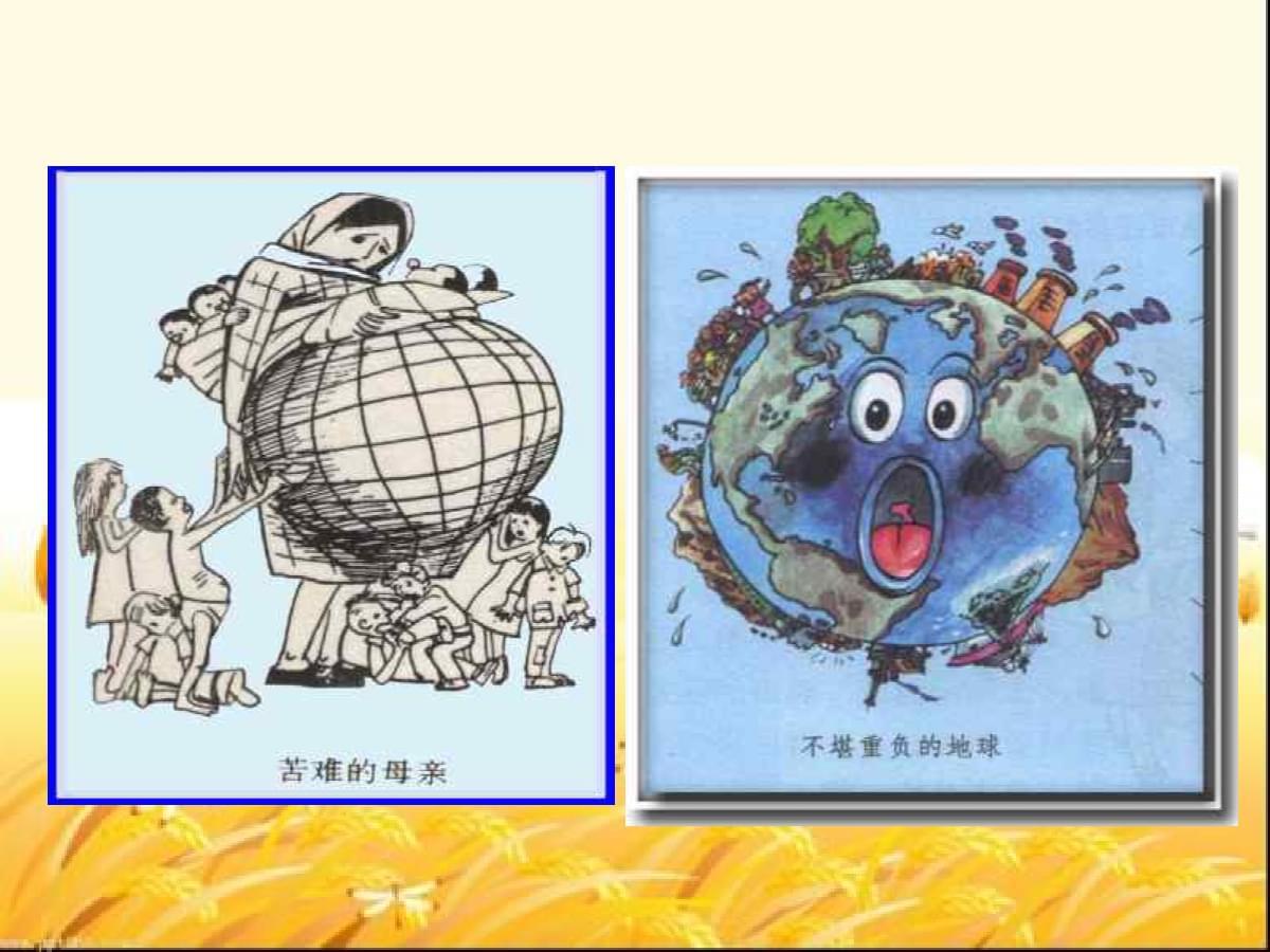 环境人口容量解析.ppt