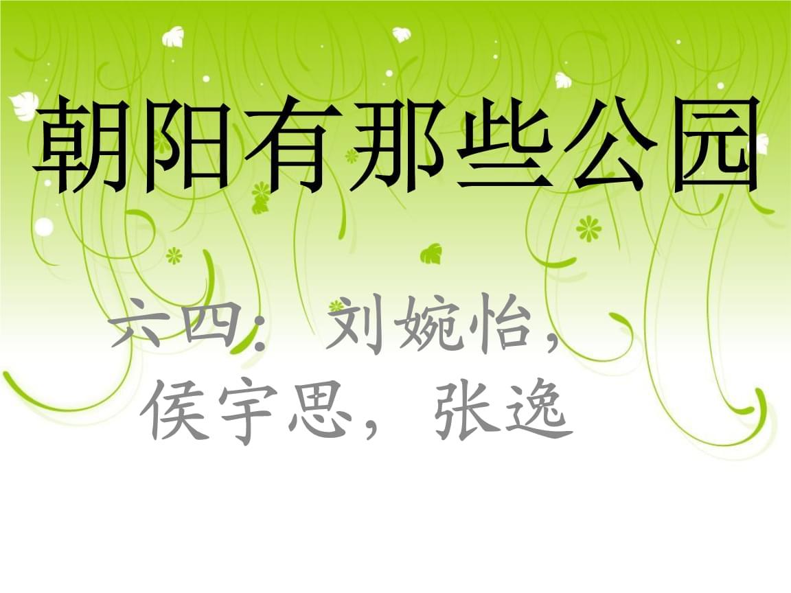 综合实践-公开课件(精选).ppt