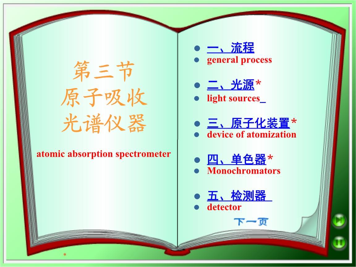 仪器分析-第七章原子吸收光谱-zcq--公开课件(精选).ppt
