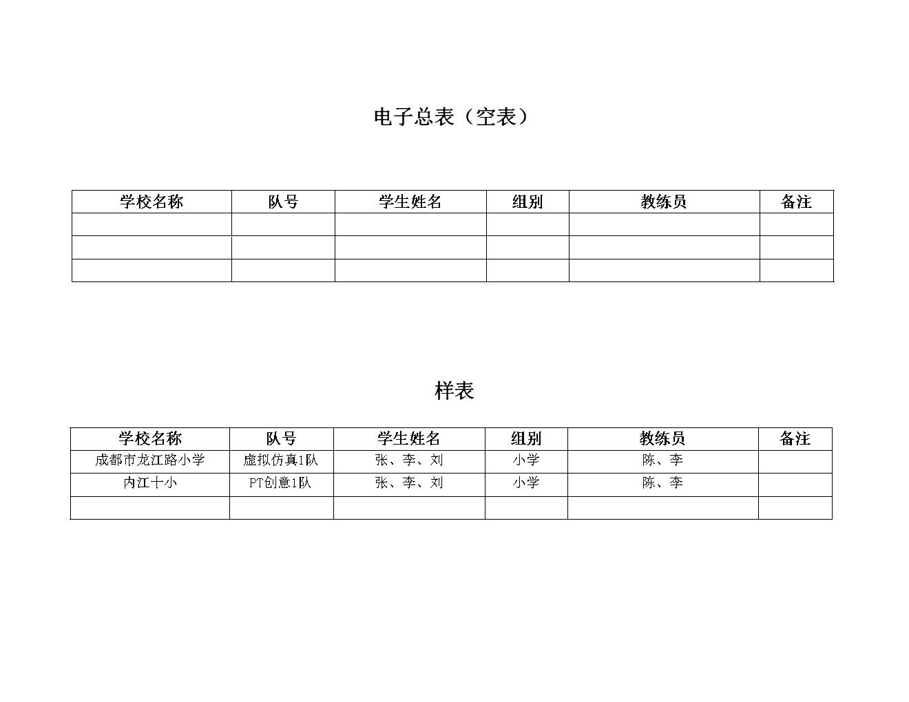 电子总表(空表).doc