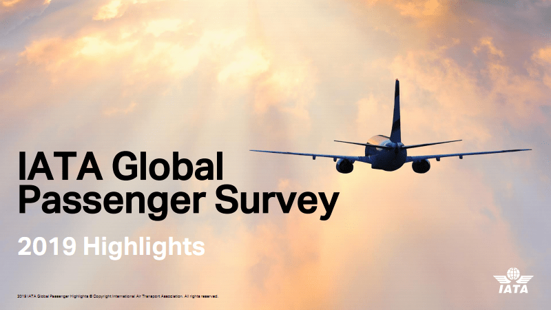 IATA:2019年全球旅客调查.pdf