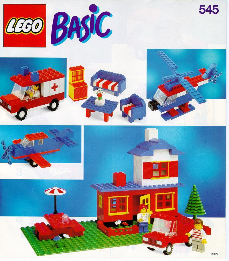 乐高玩法和图纸大全545.2 - 2 Module Storage Case w Bricks.pdf
