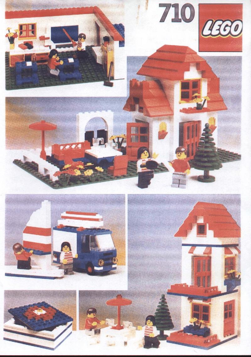 乐高玩法和图纸大全710.1 - Building Set.pdf