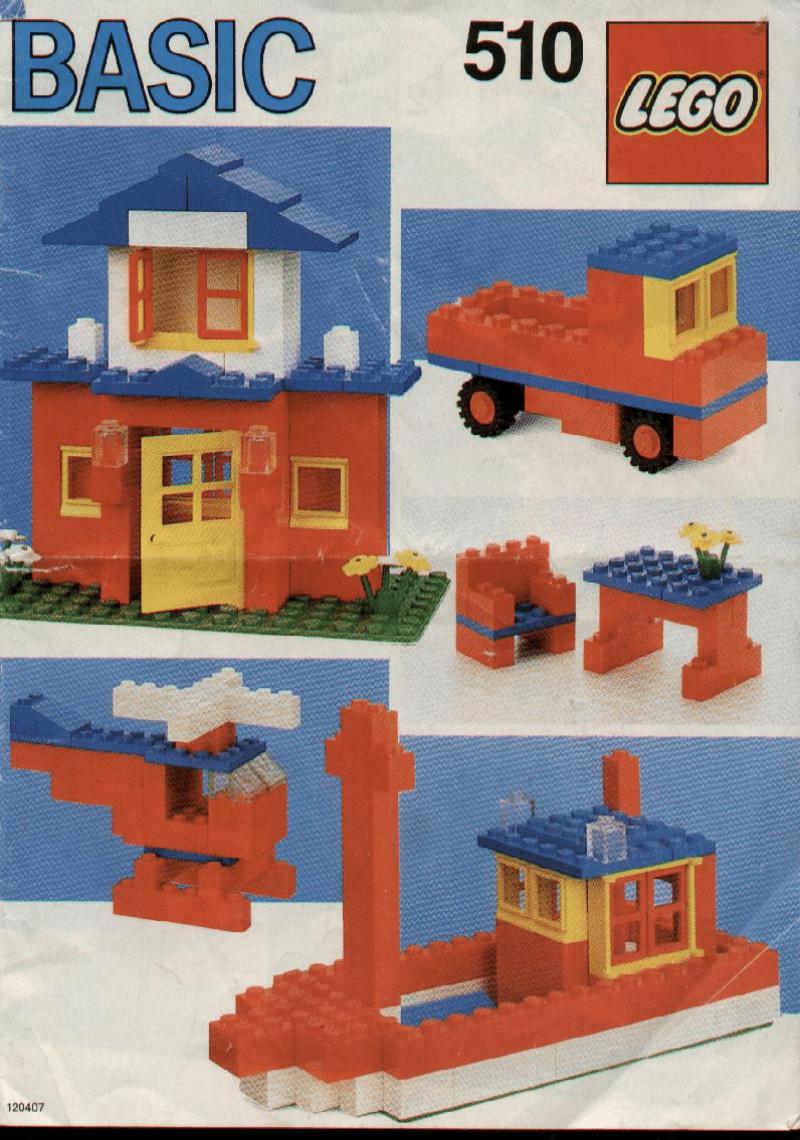 乐高玩法和图纸大全510.2 - Basic Building Set.pdf
