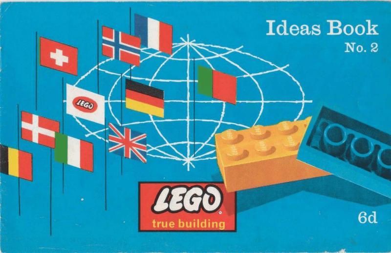 乐高玩法和图纸大全Lego Idea Book 2.pdf