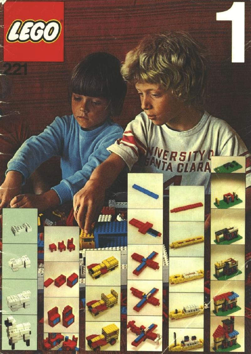 乐高玩法和图纸大全 Lego Idea Book 6.pdf