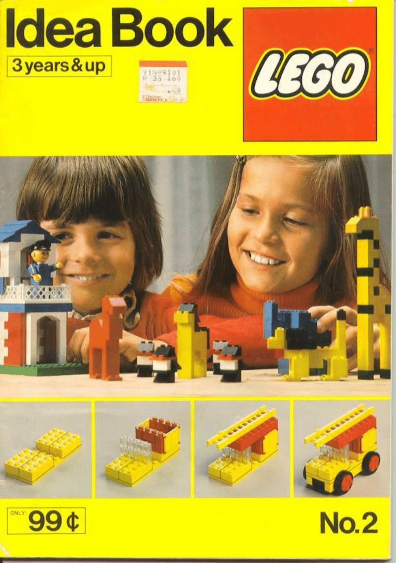 乐高玩法和图纸大全 Lego Idea Book 3.pdf