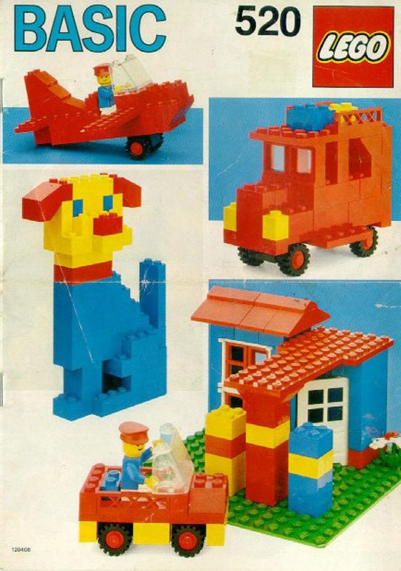 乐高玩法和图纸大全520.2 - Basic Building Set.pdf