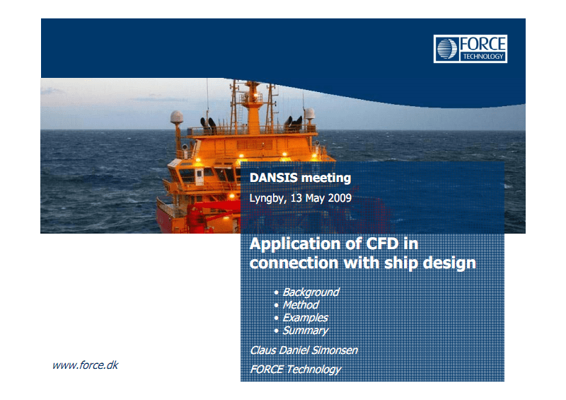STAR-CCM+在船舶设计中的应用.pdf