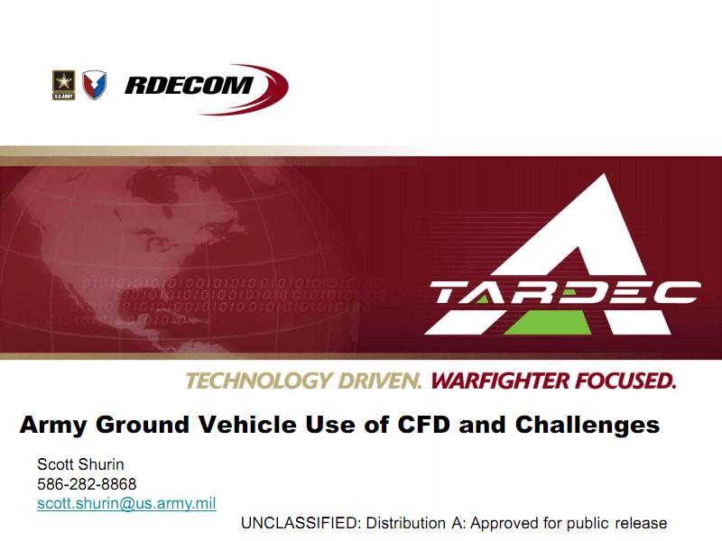 CFD在陆军地面车辆中的应用与挑战.pdf