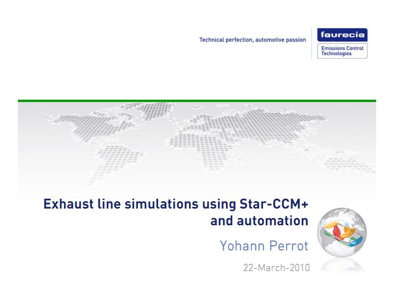 基于STAR-CCM+的排气管路仿真.pdf