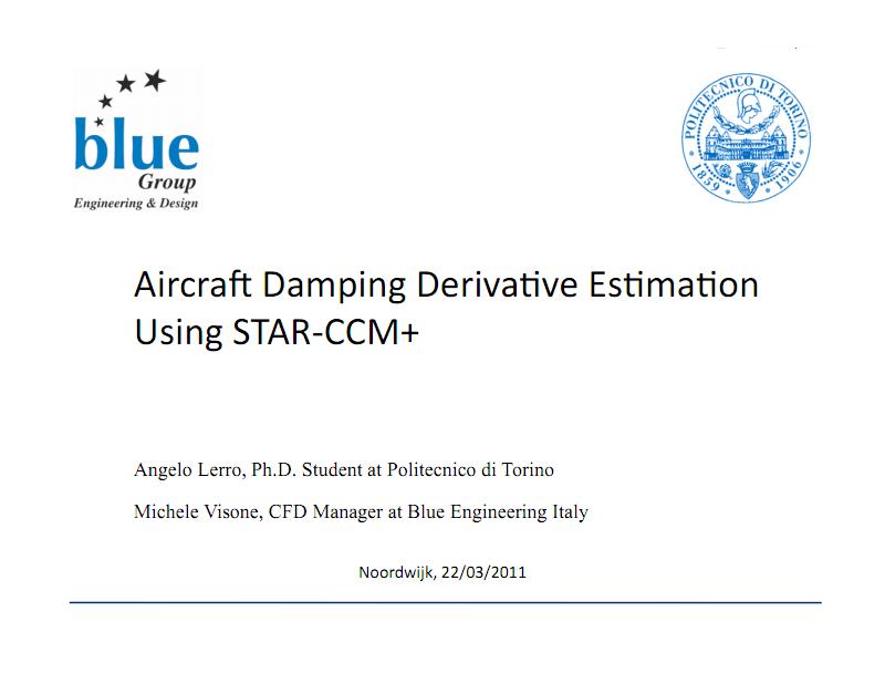 基于STAR-CCM+的飞机阻尼导数估计.pdf