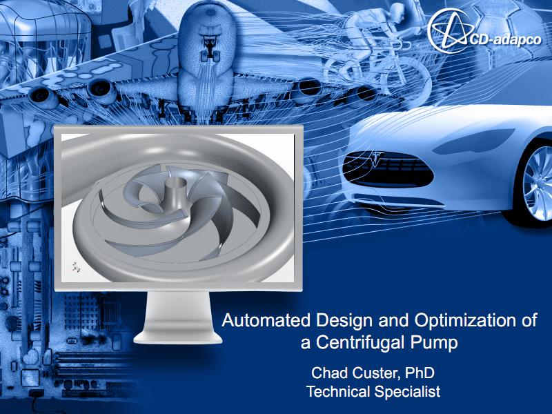 使用STAR-CCM+进行离心泵的自动化设计与优化.pdf