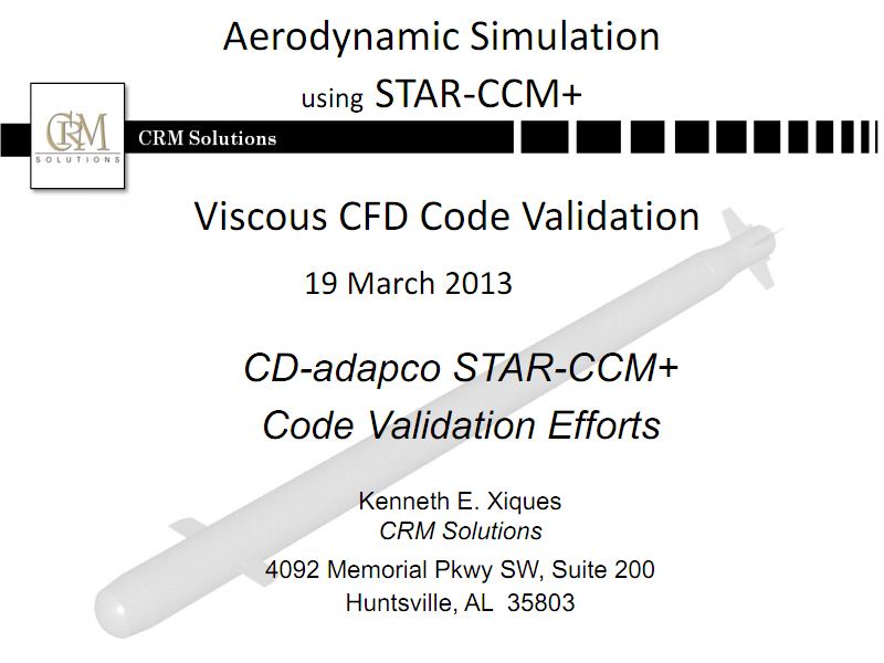 使用STAR-CCM+进行飞行器气动仿真.pdf