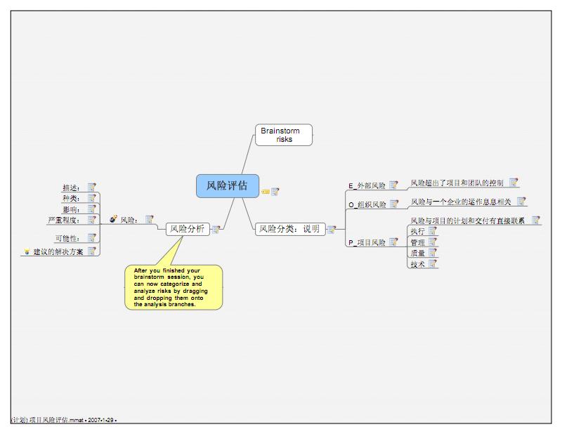 (计划) 项目风险评估.pdf