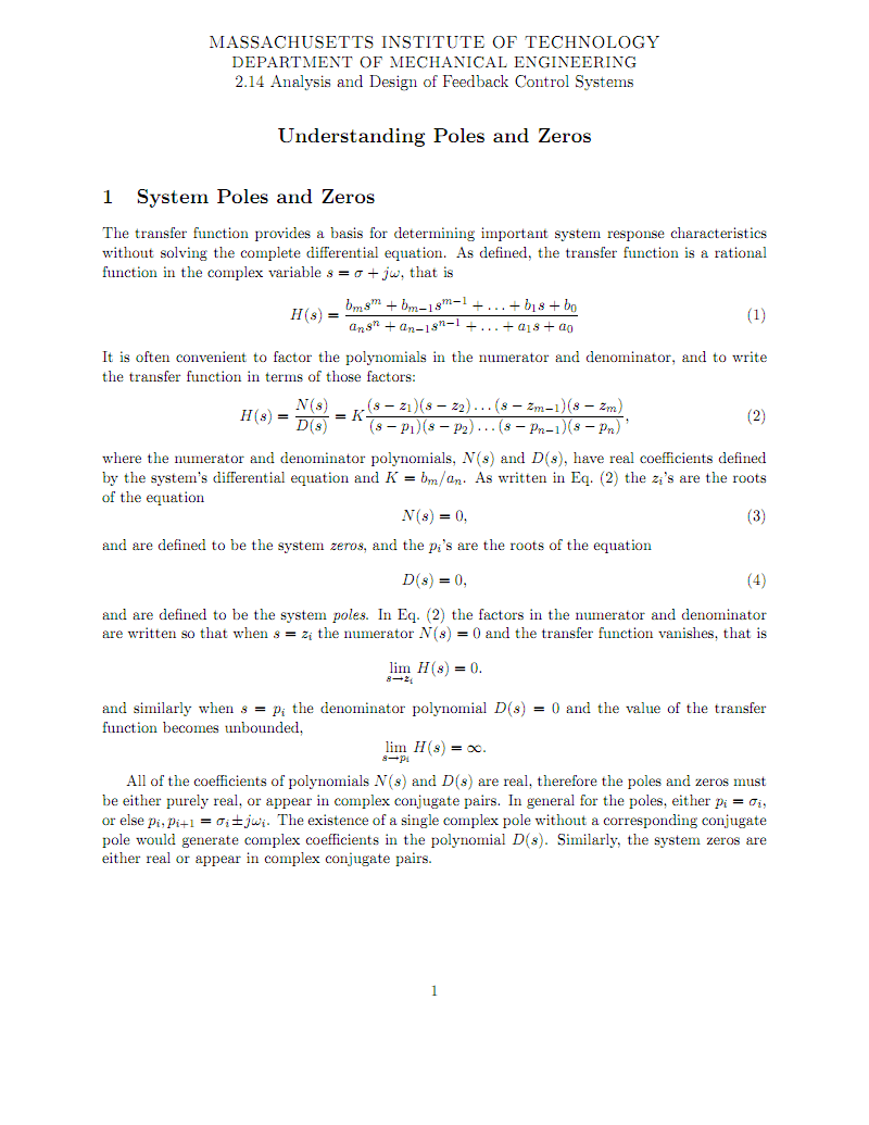 PoleZero零极点的含义.pdf