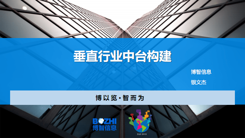 银文杰-垂直行业企业级中台构建.pdf