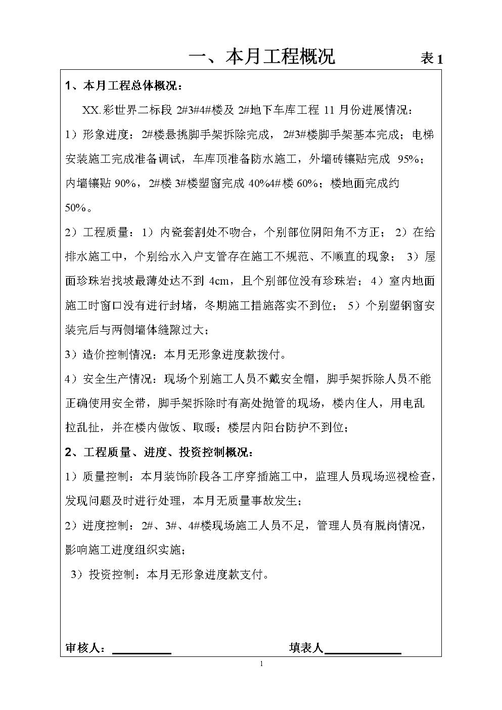 重汽彩世界(月报格式).doc