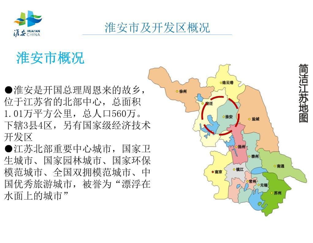 淮安经济技术开发区.pptx