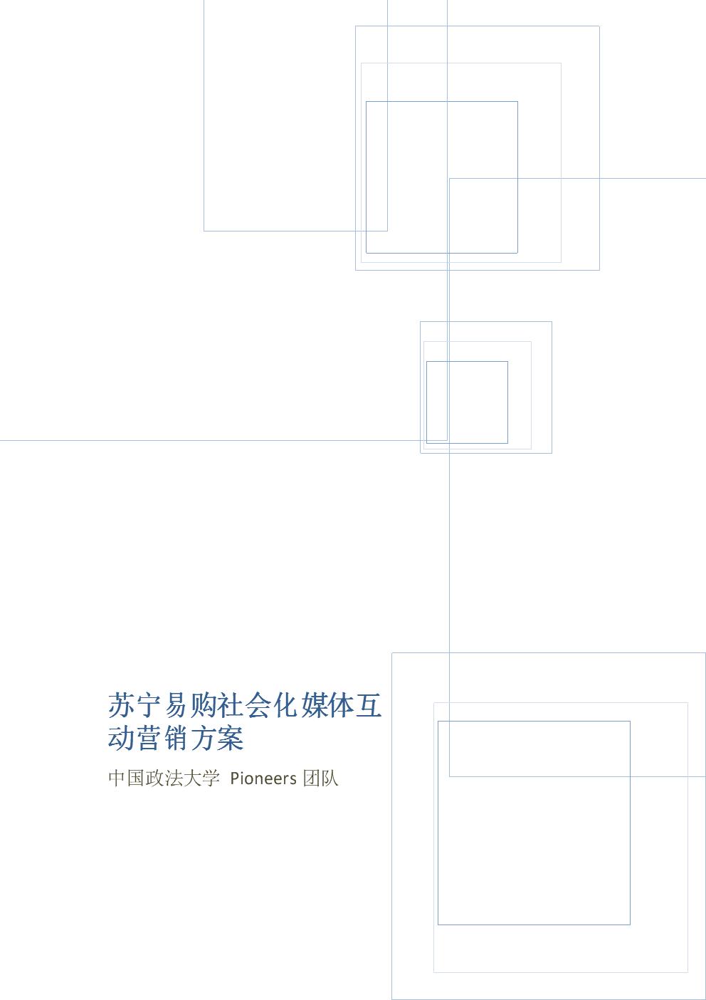 苏宁易购长期宣传方案.docx
