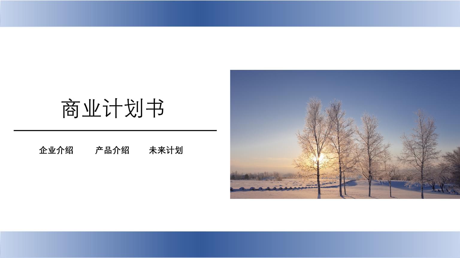 商业计划书企业介绍产品介绍16.pptx