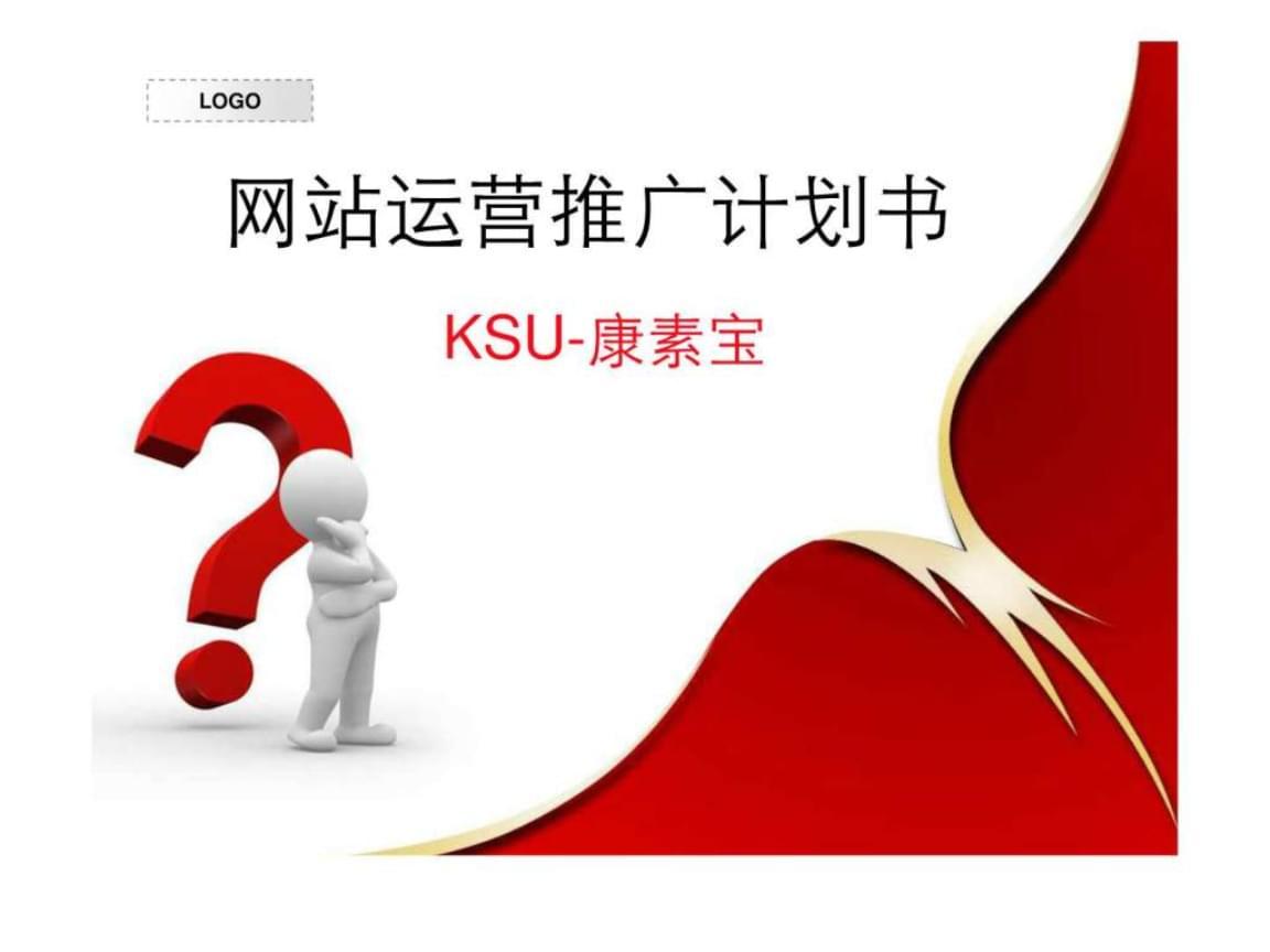 网站运营推广计划书图文.pptx