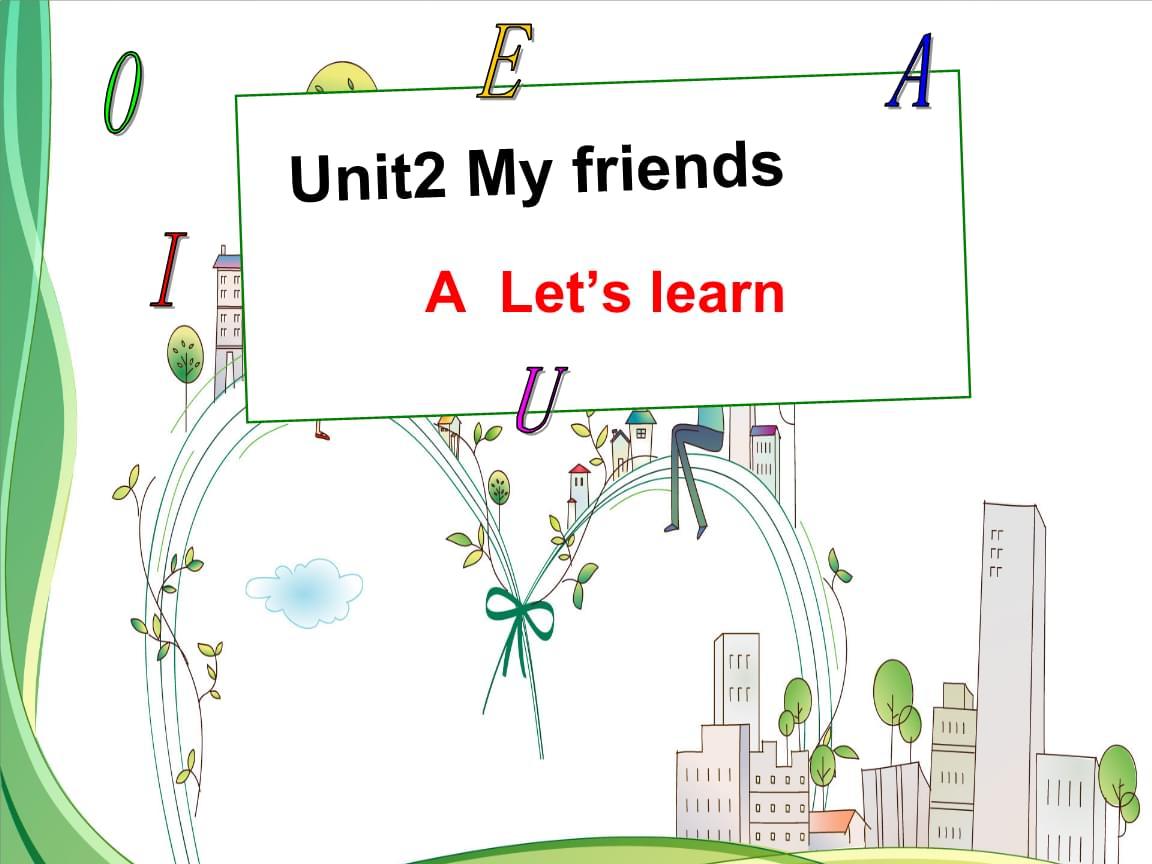 四年級上冊英語課件Unit3Myfriends第1課時人教PEP13.ppt