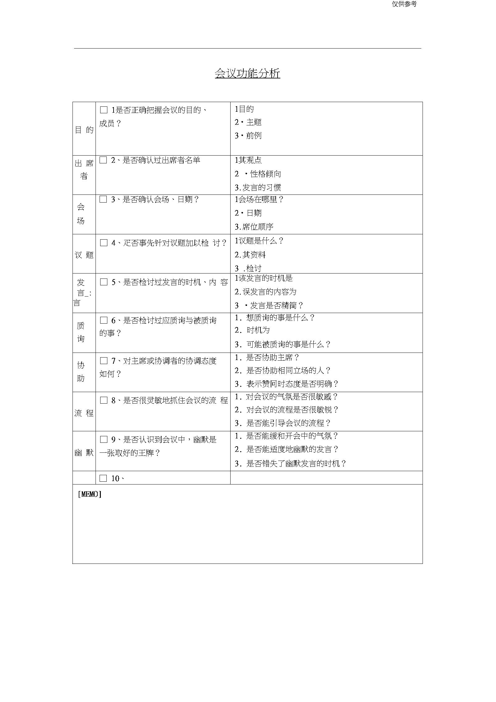 会议功能分析.docx