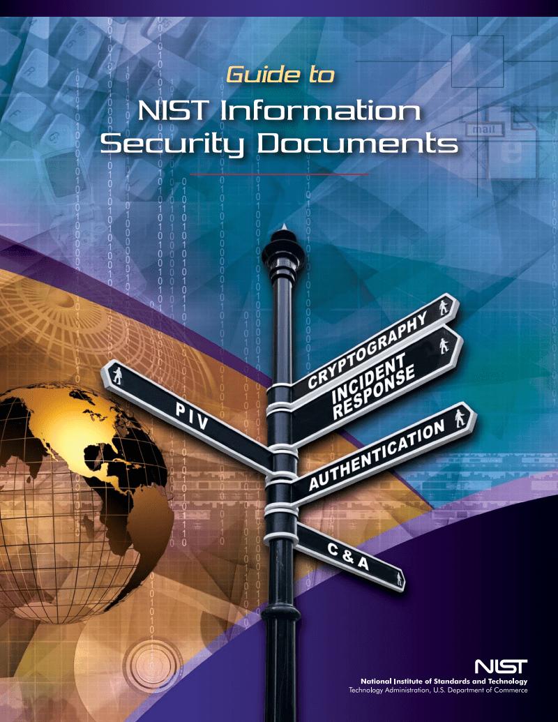 CISA考试 NIST资源文档清单.pdf