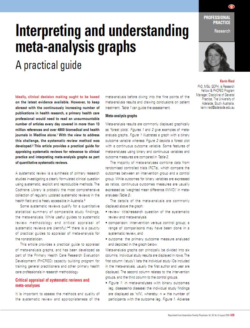 怎样阅读系统评价中meta分析树状图.pdf