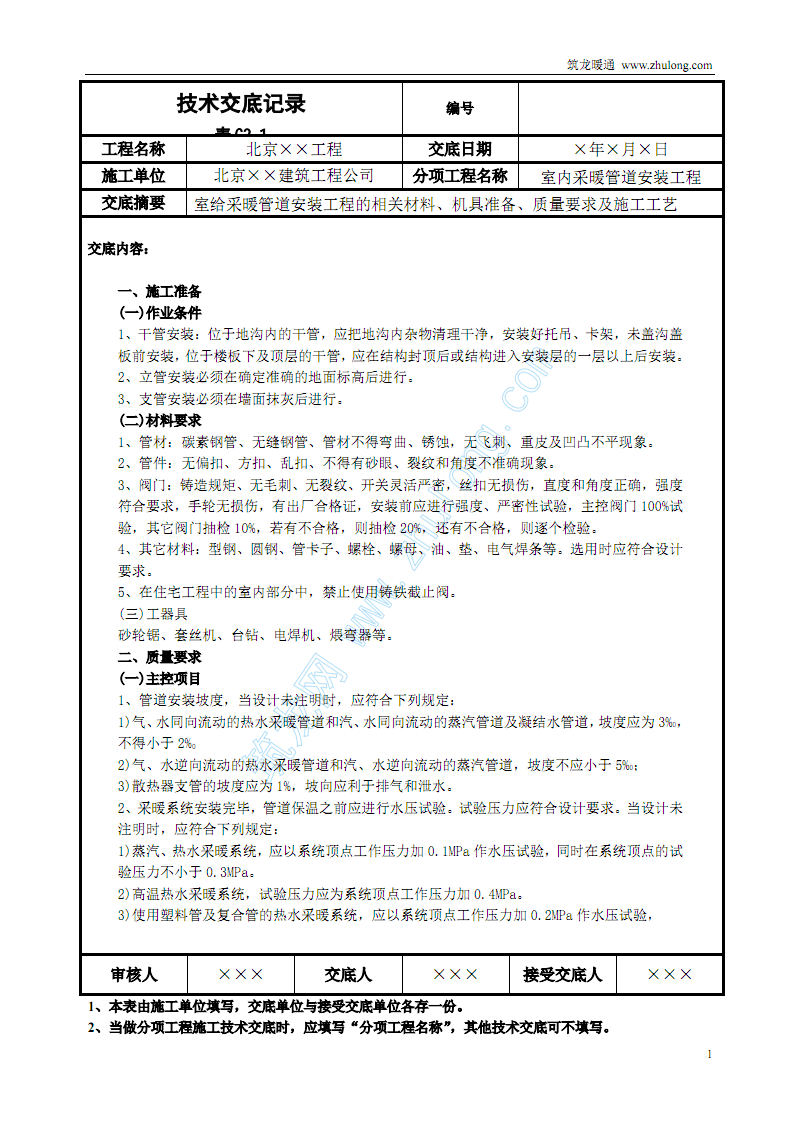 暖通技术交底记录1.pdf