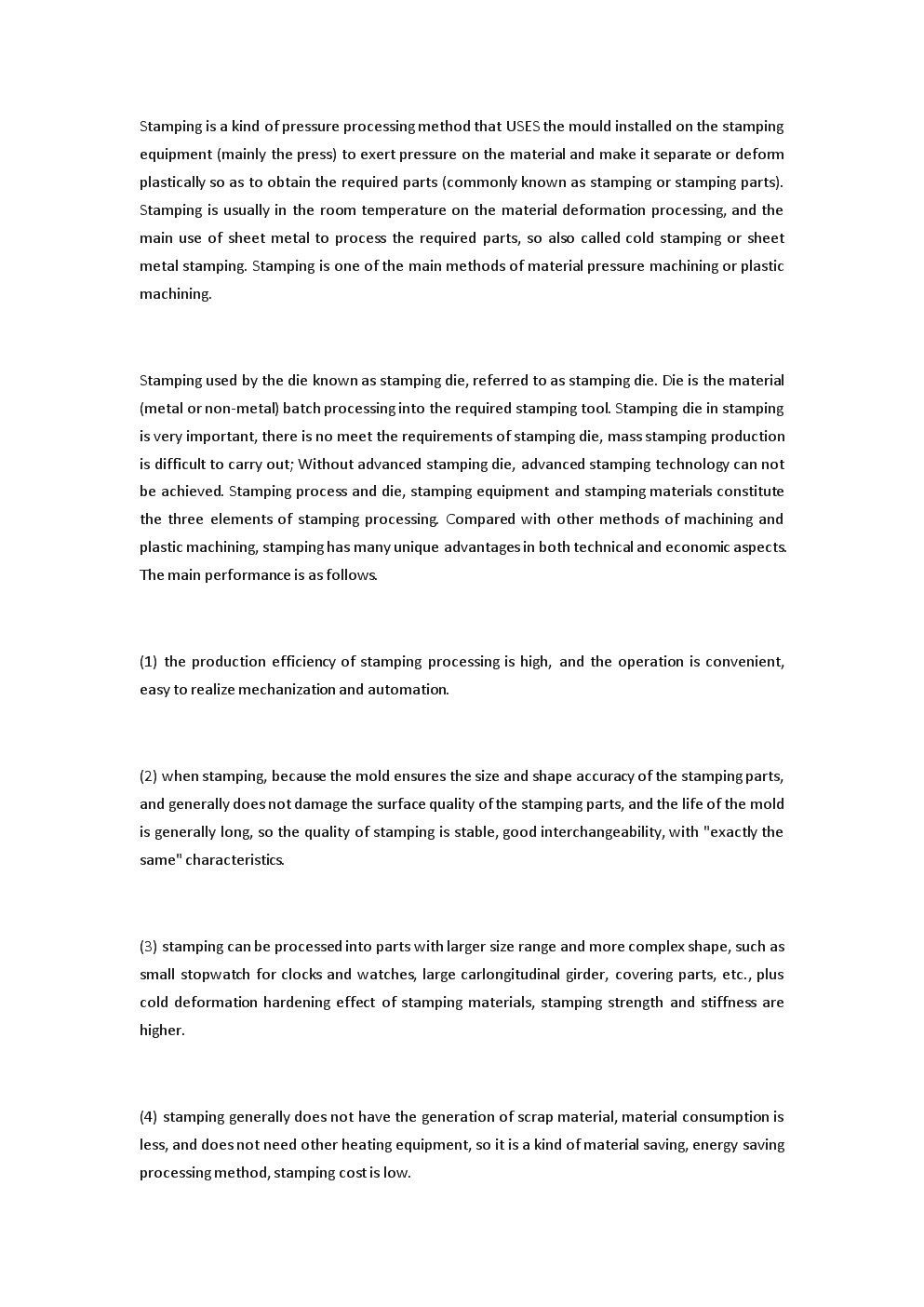 调节器附件(4)冷冲模设计英文翻译.docx