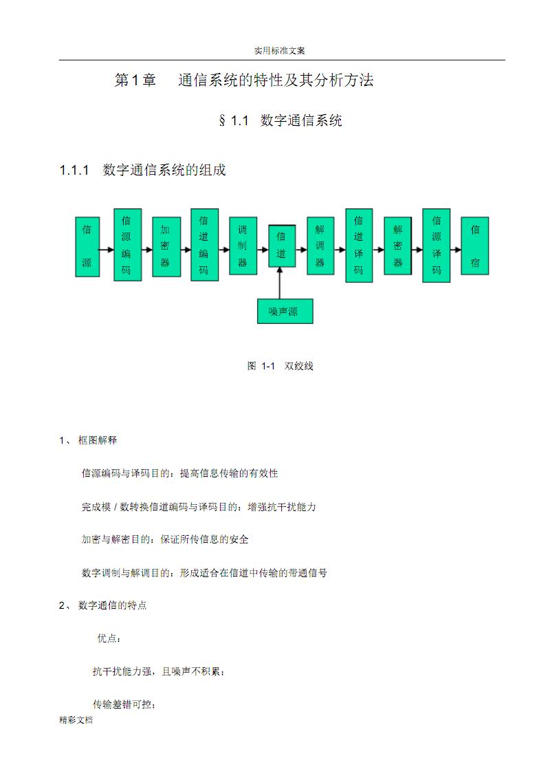 数字的通信课件第1章.pdf