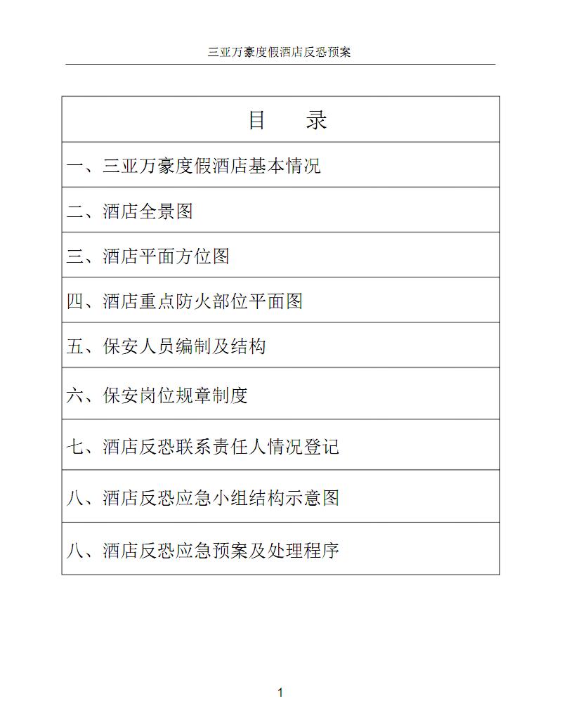 完整反恐預案.pdf