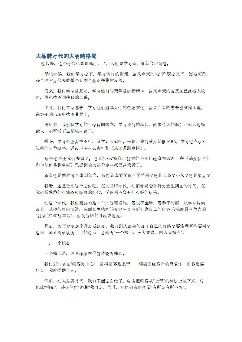大品牌時代的大戰略格局.pdf