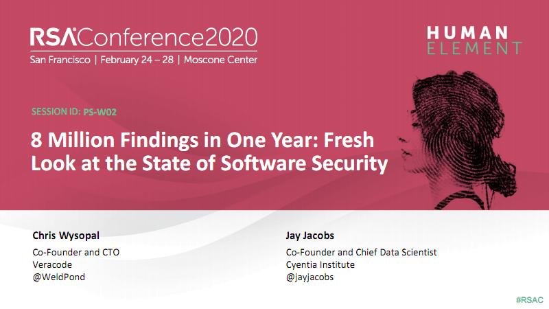 一年内800万次发现 - 重新审视软件安全状况.pdf